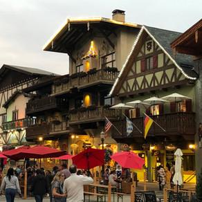 Leavenworth, WA a fun Bavarian Town