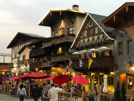 Leavenworth, WA a fun Bavarian Town