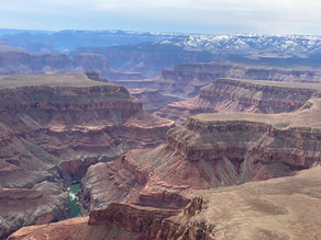 North Grand Canyon Flyover