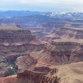 North Grand Canyon Flyover