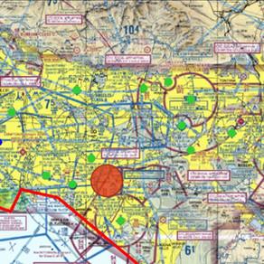 Flying in the LA Area