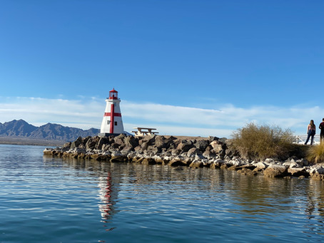Winter in Lake Havasu,