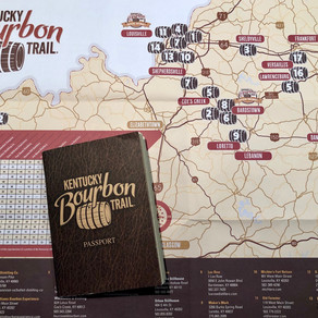 Kentucky Bourbon Trail Part 1 - Bardstown