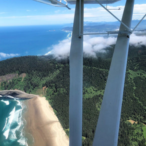Cape Mears by air......