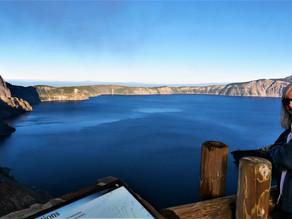 Crater Lake - Oregon