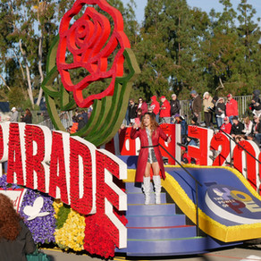 The Rose Parade - Part 2 - All about Floats!