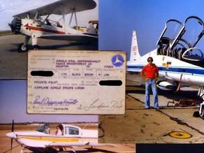 My Aviation Journey