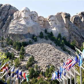 Mt. Rushmore, Deadwood and Sturgis