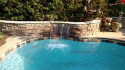 Sheer Descent Waterfall Water Featur