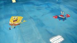 Spongebob & Mr.Crabs