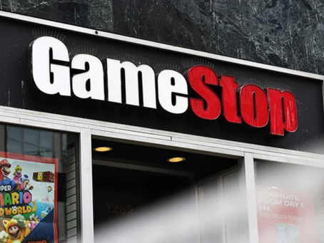 Game Stop & the Stock Market
