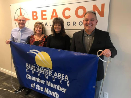 Beacon Wealth Group Featured as Chamber Member of the Month