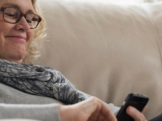 Tech Trends for At-Home Seniors