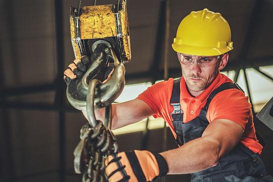 Warehouse Lift Operator