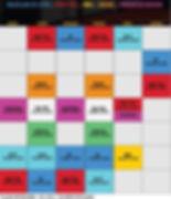 Viking Academy Schedule