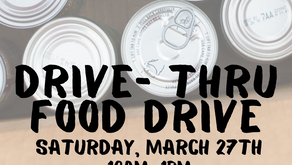 Boy Scout Drive-Through Food Drive