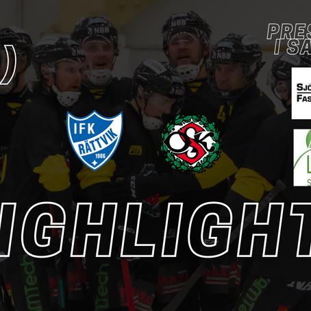 PLAY: Highlights från Rättvik Arena