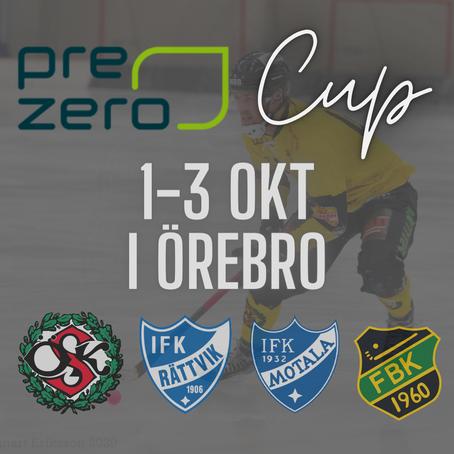 Pre Zero Cup 1-3 oktober