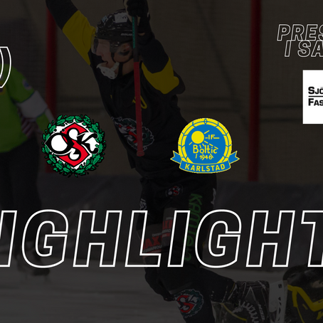 Highlights ÖSK - Boltic