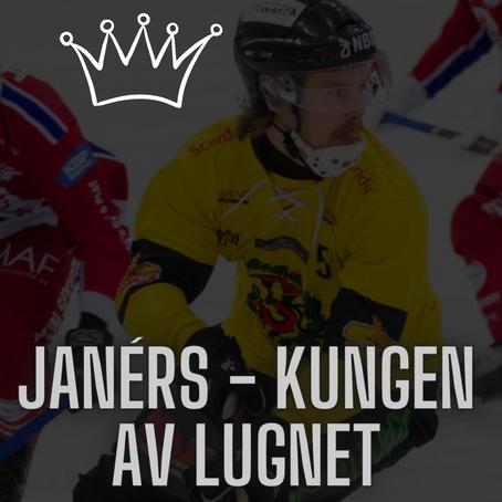 Janérs magisk när Örebro vann igen