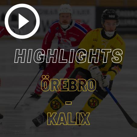 PLAY: Se höjdpunkterna från segern mot Kalix