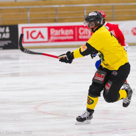 Bra offensiv mot Finspång