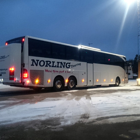 ÖSK reser med Norling Touring