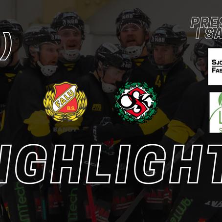 PLAY: Highlights Falun - Örebro