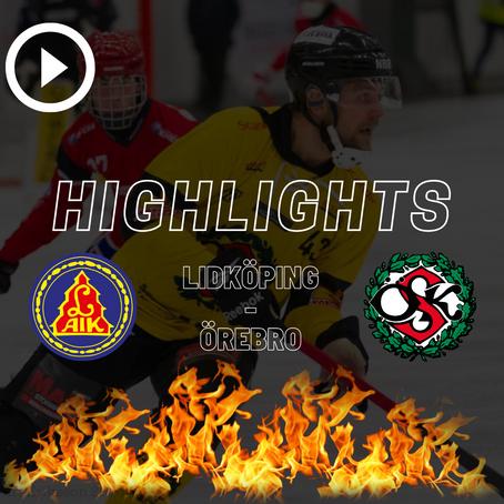 PLAY: Highlights från segern i Lidköping