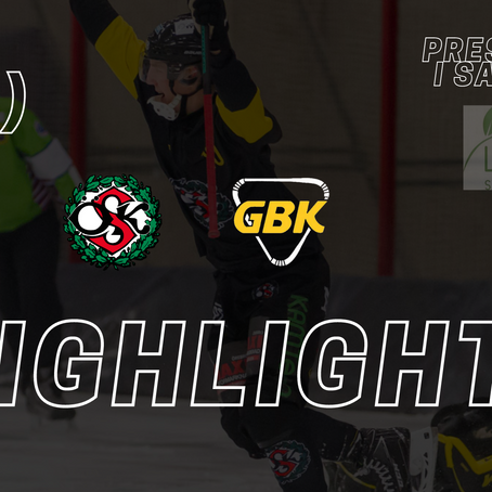 PLAY: Highlights ÖSK - Gripen