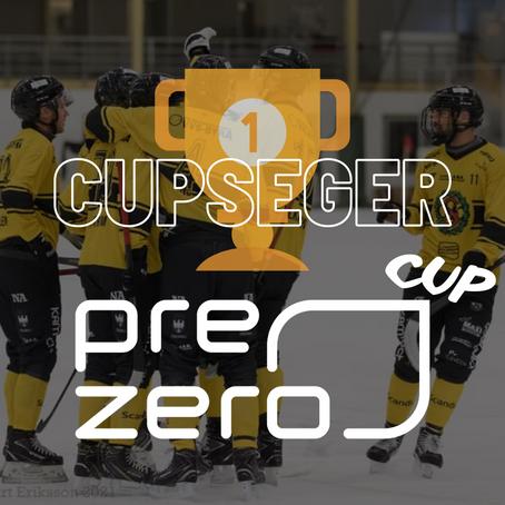 Örebro avslutar med seger i P-Z Cup