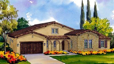 """Model"" home in Thousand Oaks"