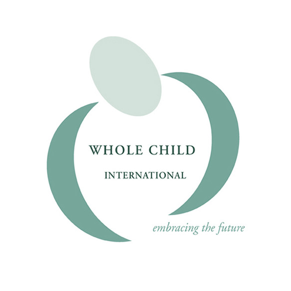 Client:  Whole Child International  I wanted to create an abstract version of a mother holding her child.  Whole Child International is an amazing organization that seeks to teach child guardians  in third world orphanages  to nurture and care for their orphans.