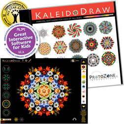 Come Try KaleidoDraw!