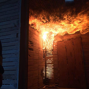 EFD Live Fire Exercise