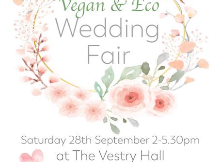 Vegan & Eco Wedding Fair - 28th September 2019