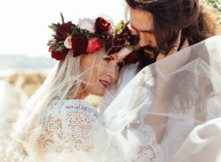 Vegan Wedding Photographers – Bailey and Mitchell