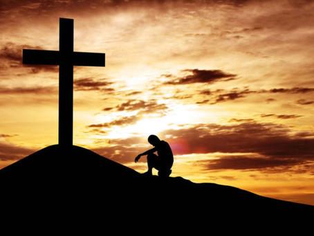 Um Coração Quebrantado Deus não Desprezará