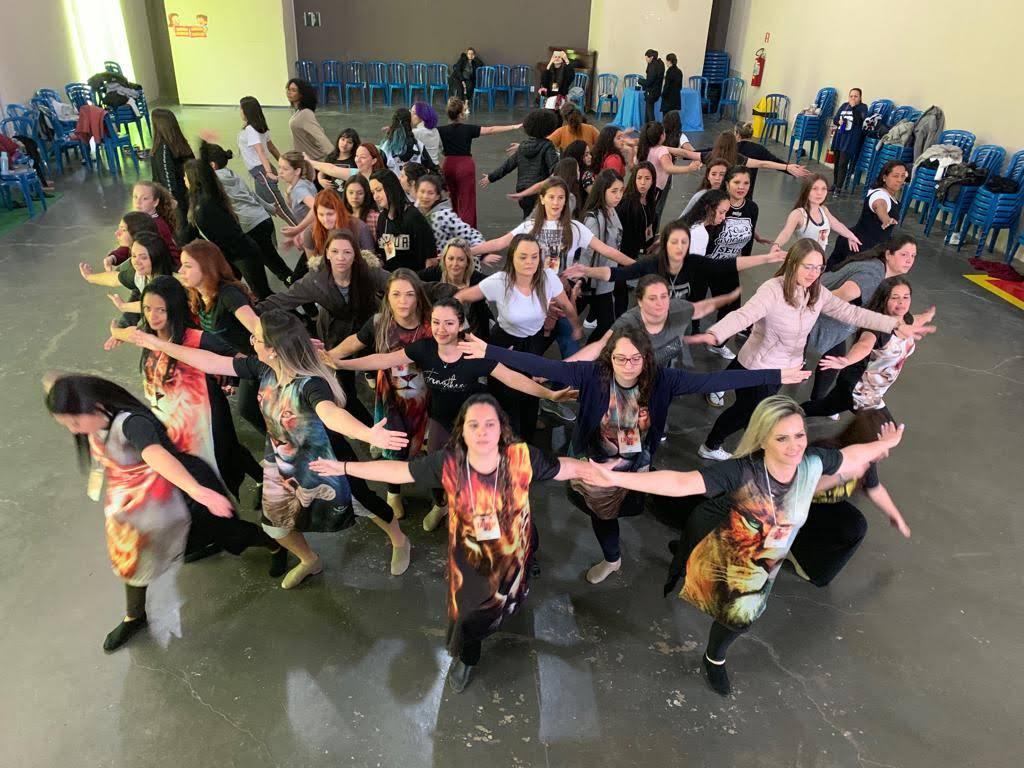 congresso de dança shalon
