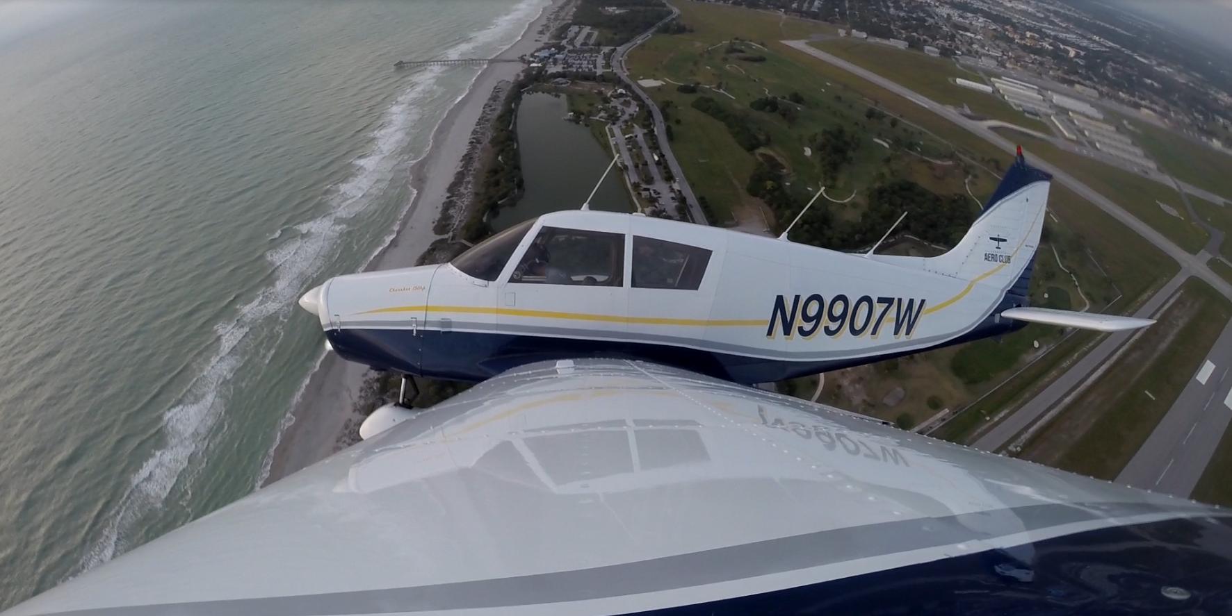 cherokee venice scenic flights