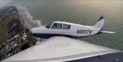 venice flight training piper cherokee
