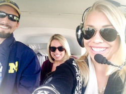 Sarasota first flight