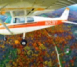 Scenic tour flight