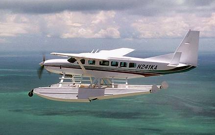 Cessna Caravan Amphib