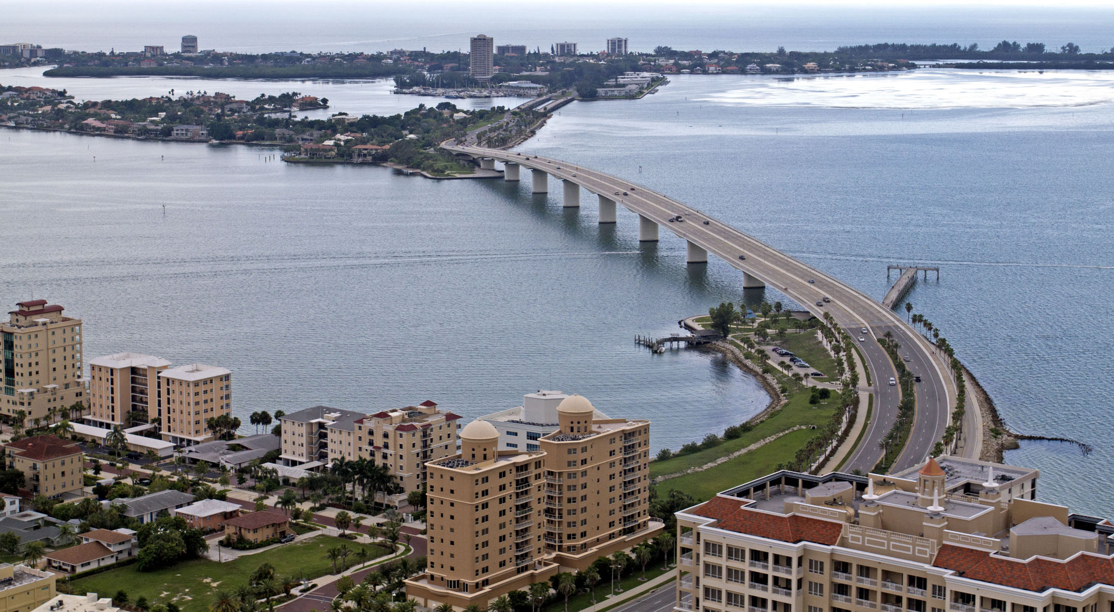 Sarasota Aerial Photos
