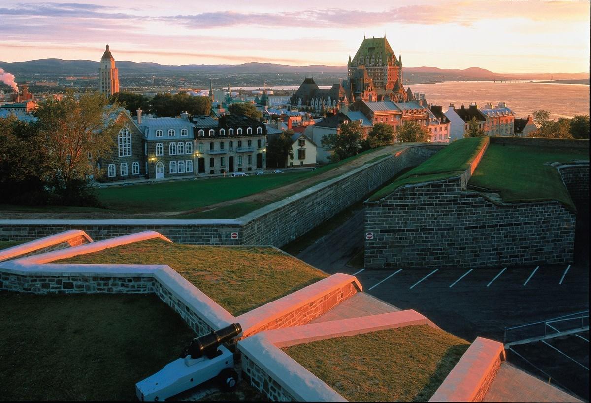 La Citadelle & Château Frontenac