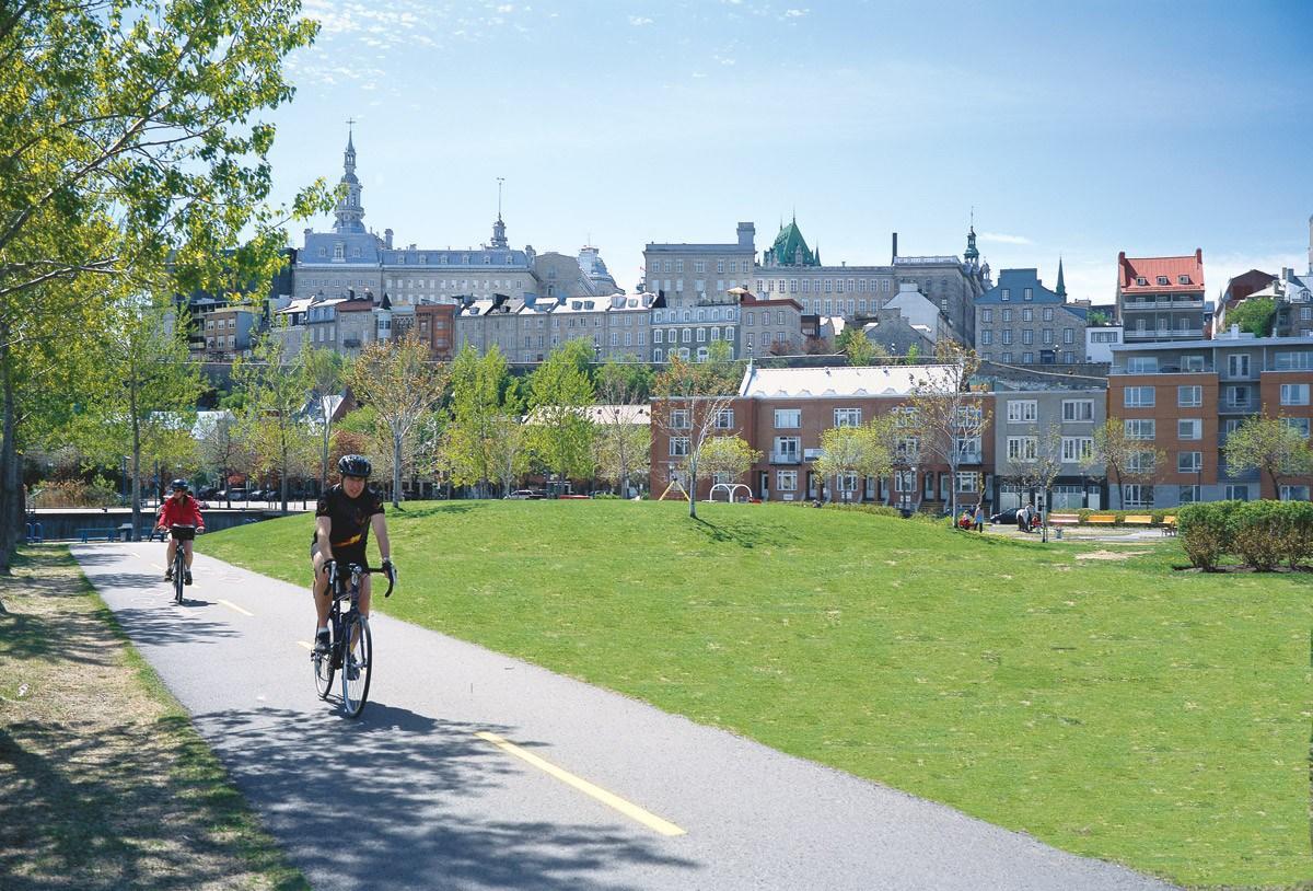 Bike Quebec City