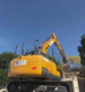 🚧 Demolition 🚧_#london #heavyplant #eq