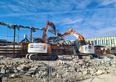 CJ Charlton Group - Demolition Contracto