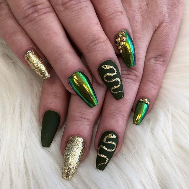 ✨ #philadelphia #nails #nailsofig #nails